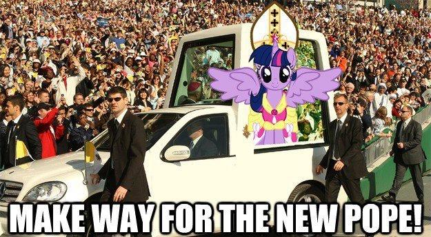da new pope .3.. .