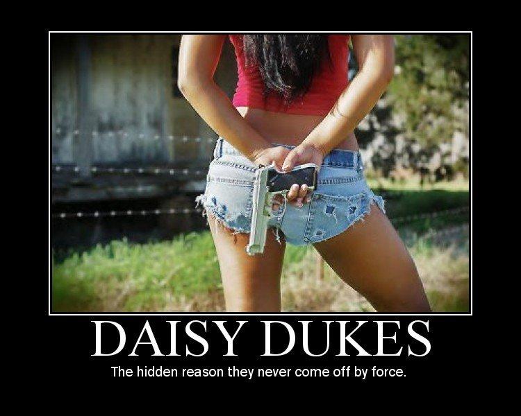 daisy dukes. . DAISY DUKES The hidden reason they never come off by force.