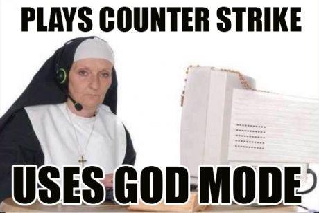 Dammit, sister!. . HAYS HI} ' I' Efl STRIKE