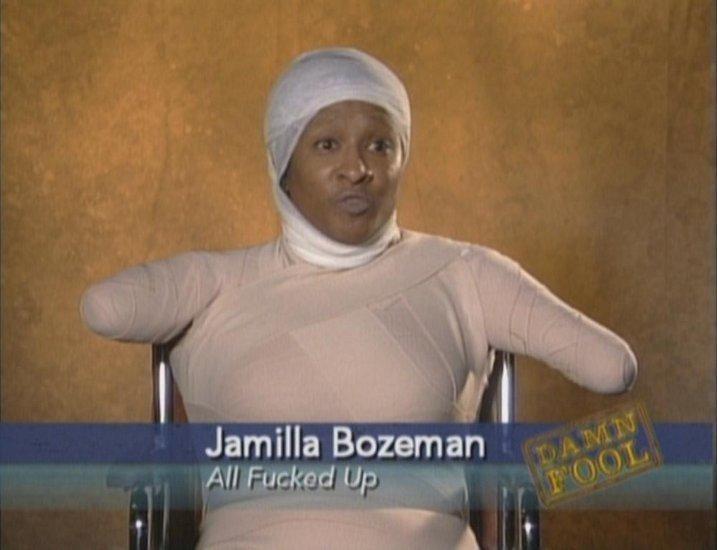 Damn Fool!. . Camilla Bowman U; (i, Aith r l Damn Fool all fucked up
