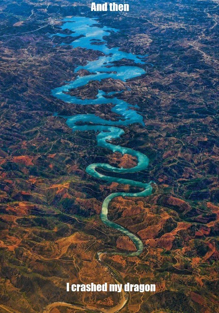 damn. odeleite river portugal.. Anyone?