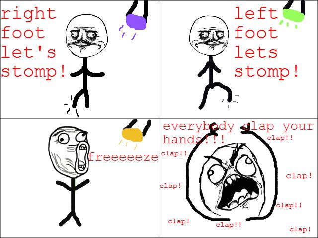 Dance!. always happens. y lap yen: clap!!