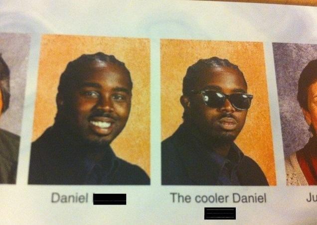 Daniels. Source: Imgur. Garnet - The cooler Daniel