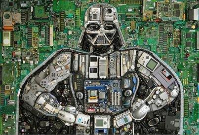 Darth Vader Art. .