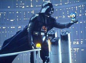 Darth Vader : Sith, Poke lover. .