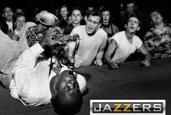 Dat Jazz. .