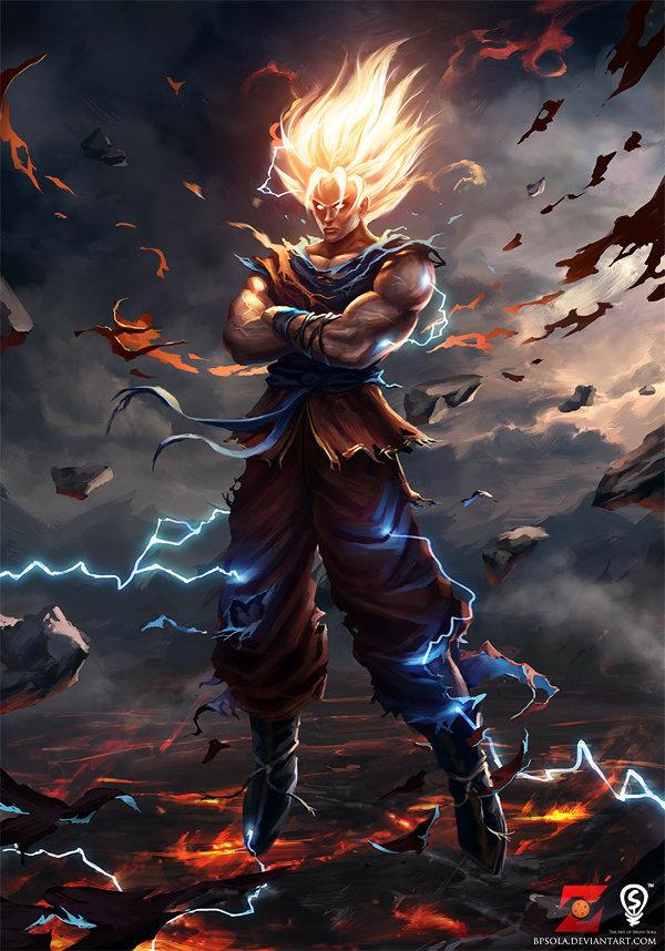 DBZ: Goku. .