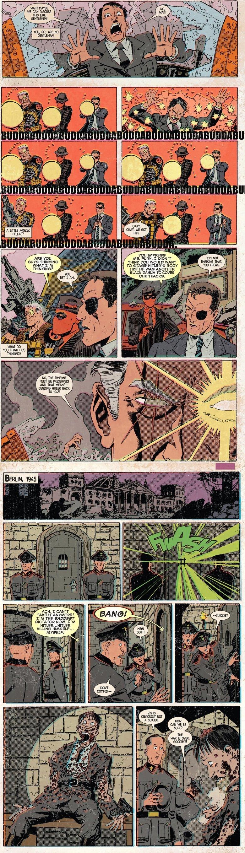 Deadpool vs Hitler. .