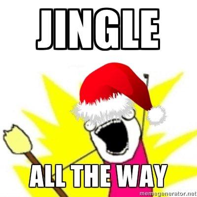 December. ho ho ho ho ho.