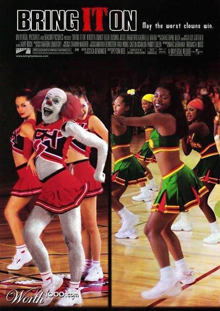 Dem Legs. I swear, cheerleaders get hotter every year..