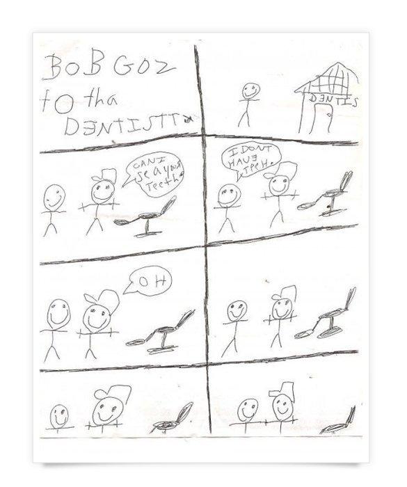 Dentist. .