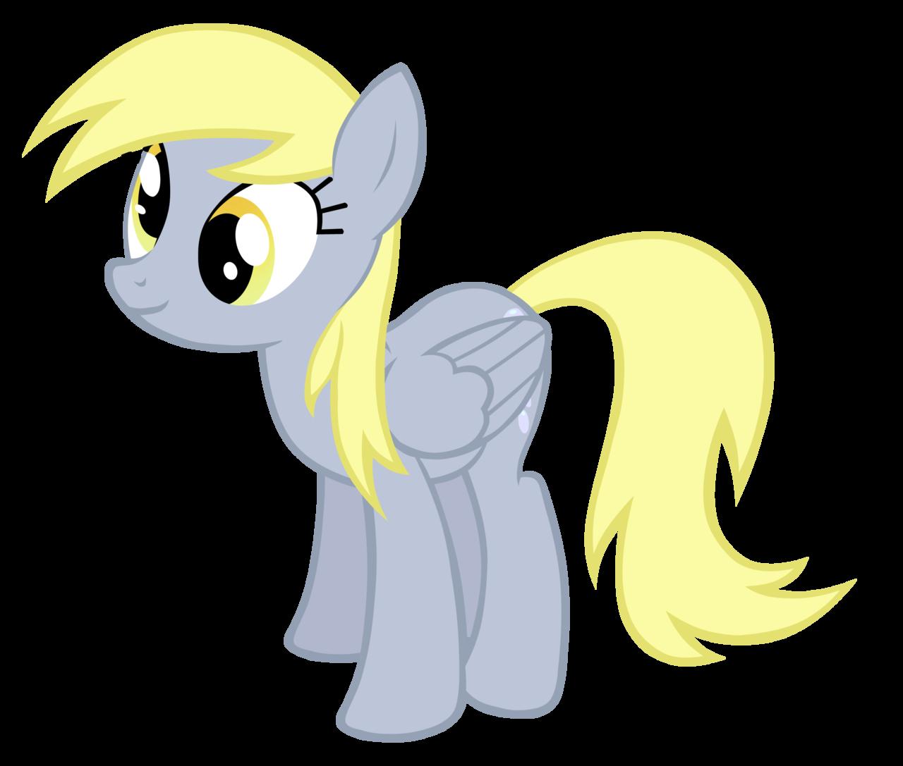 Derp. Derpy the pony.