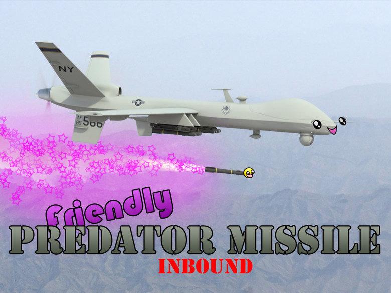 Desu Drone. ~Friendly Indeed~. happy St patricks