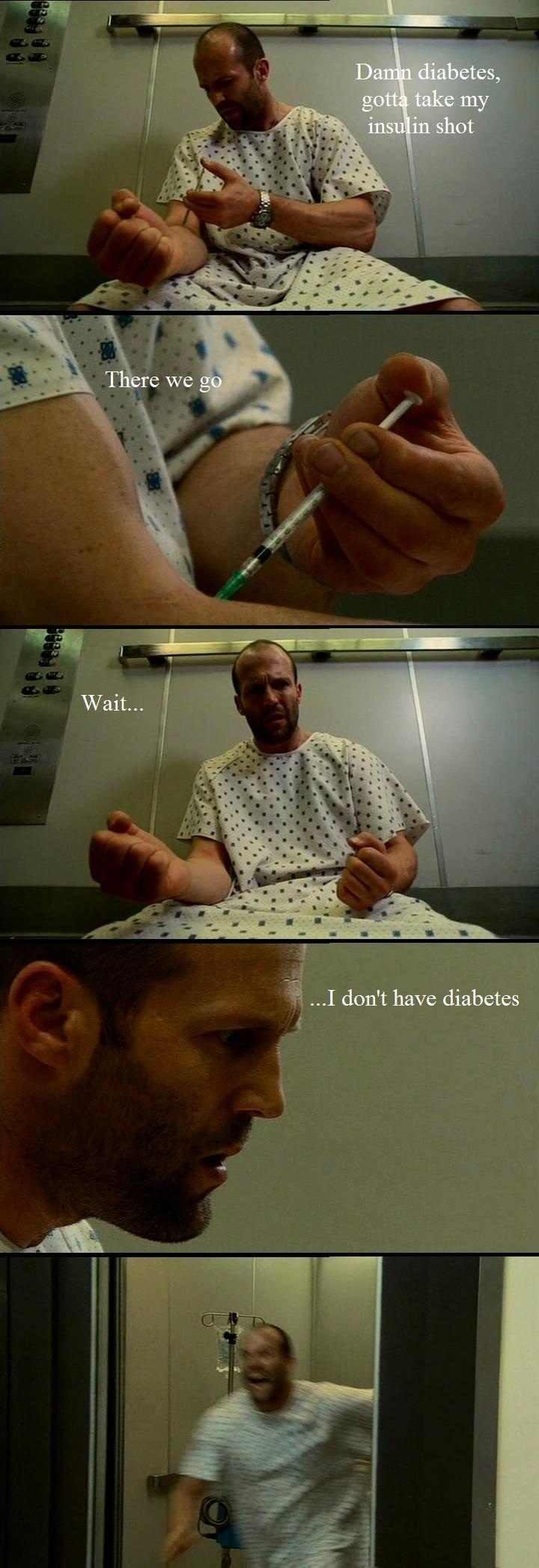 Diabeetus. Chocolate's 'n' .
