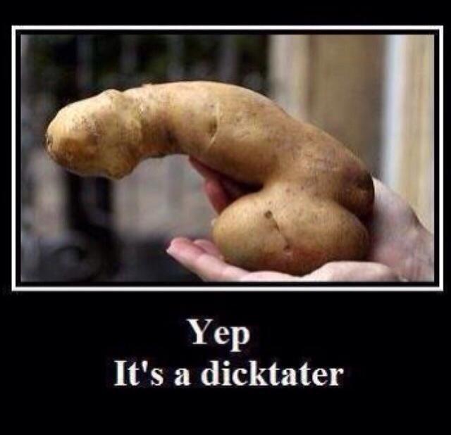Dicktater. . Yep It' s a dicktater