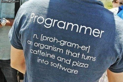 Didle. .. I am a master programer.