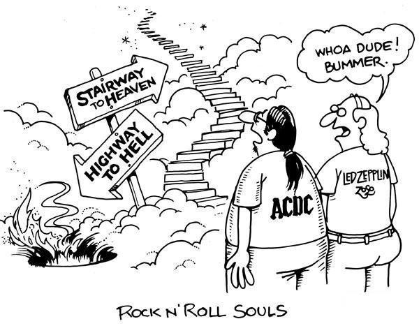 Dilemma. OC.. OC my ass dilemma Sky heaven Hell led zepplin AC DC