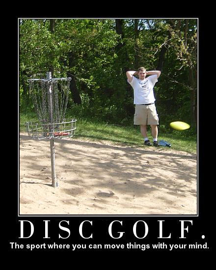Disk Golf. penis.