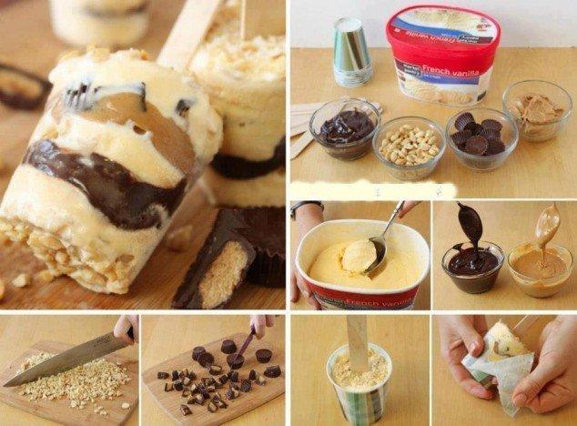 Рецепт сладкого быстро и просто