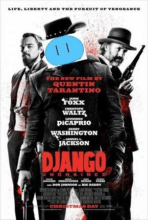 Django Daikazoku. My MS paint skill are off the charts!. haul. too many feels