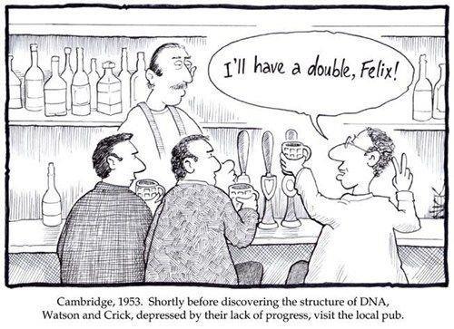 DNA. .
