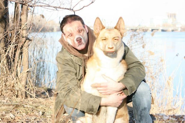 Dog Face. .