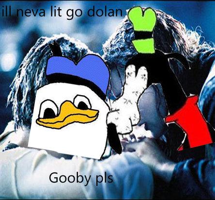 Dolan does Titanic. I'm such an artist. OC.