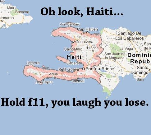 Don't be butthurt if you don't laugh.. You laugh you lose thread?. h/ chitchats, Oh look, Haiti... Santiago De Los Carlye E Sign CD, q . eureur. aandy' I q Domi