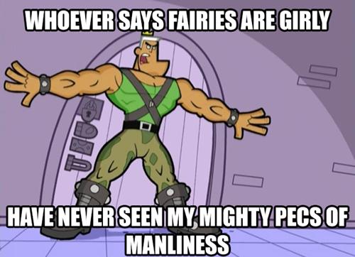 """Don't Disparage Fairies. If you do, he'll von Strangle you.. MINES ABE Elli"""" ttis. I nominate him for fairy gymleader/elite four"""