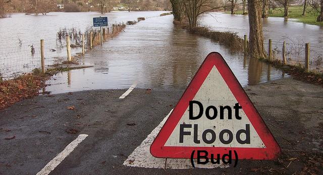 Don't flood (Bud) 2. i found another really really awsome meme on 4chan today xD. dont Flood bud kek lel 4Chan epic awsome i like it