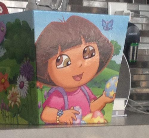 Dora the Derpsplora. One job!.. Reminded me of this. dora funny derp Explorer