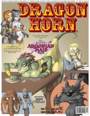 Dragon-Horn. . E nan: I Han. -In Arel