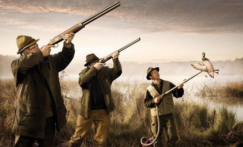Duck Hunt. .