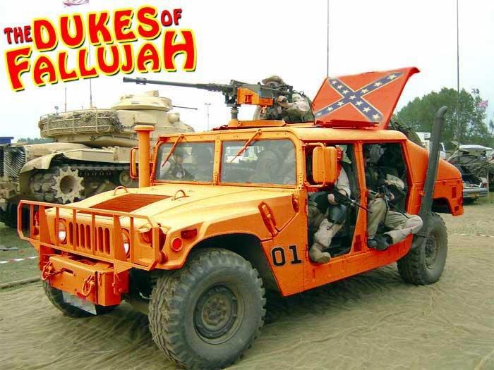 Dukes of Fallujah. .. I...want...one O_O