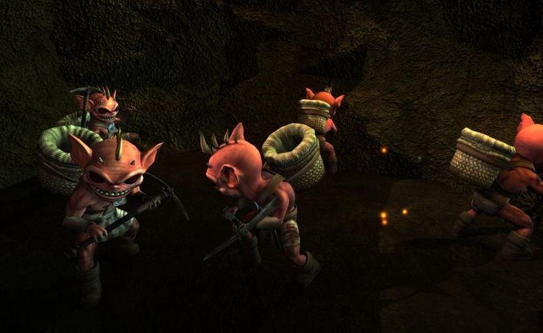 Dungeon Keeper 3 - War for the Overworld. com/projects/ subterraneangames/war-for-the-overworld.