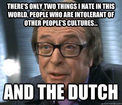 Dutch. Nigel Powers. THERE' S um um I mm In nus nun THE men