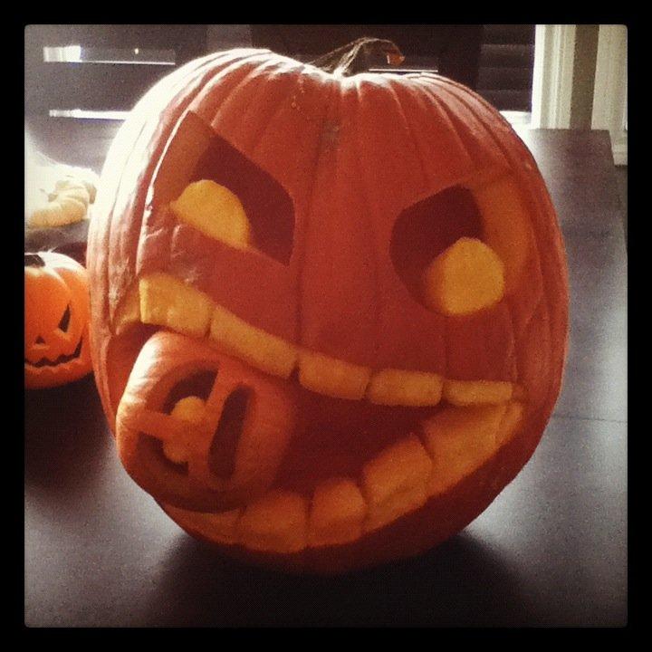 Eat_Pumpkin. .. I thought mine was pretty good.