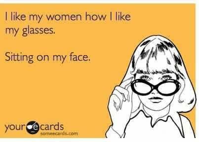 Ecstasy Cards. Shame I don't wear glasses....