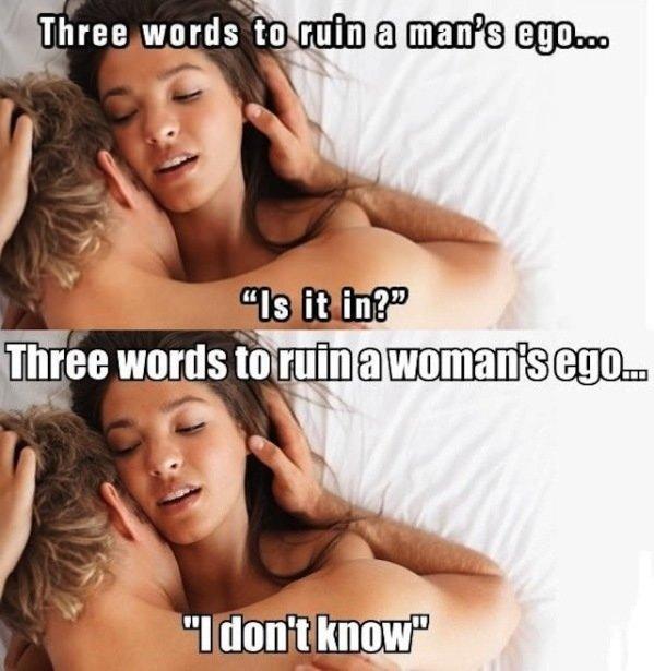 Ego's Rekt. .. wat