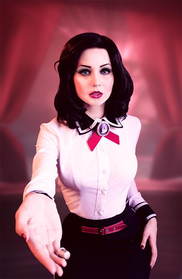 Bioshock Elizabeth Hot