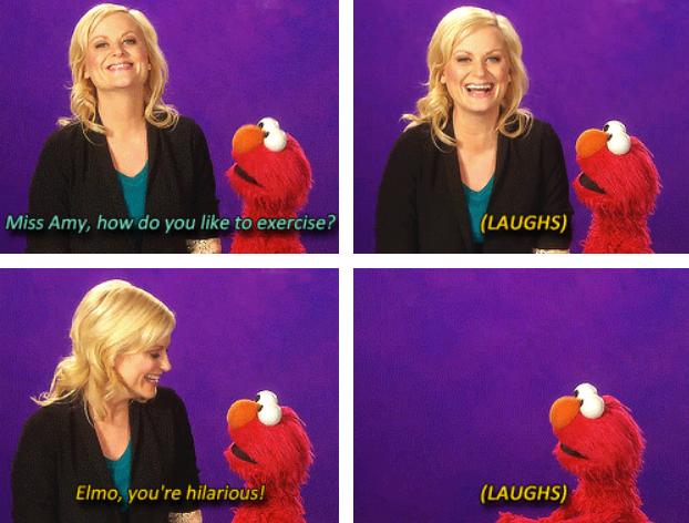 Elmo. .