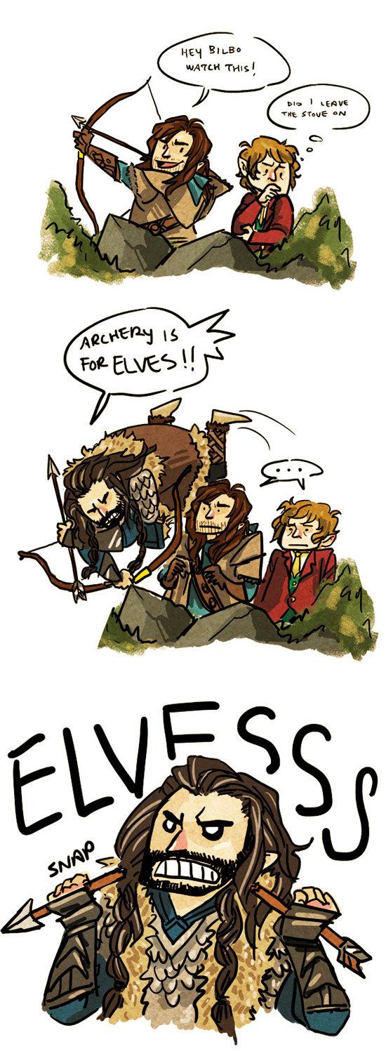 Elves.. . tta, A' tatt Taos! Tilt; 'hue