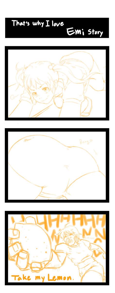 Emi. Not mine, original: . EMI katawa shoujo lemons