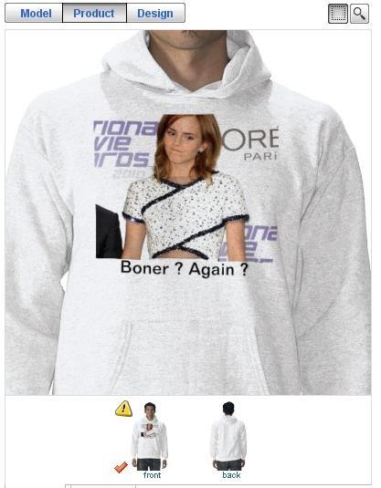 Emma Watson Tshirt Do want. Emma Watson T-shirt.. ermm... that's a hoodie... Emma Watson