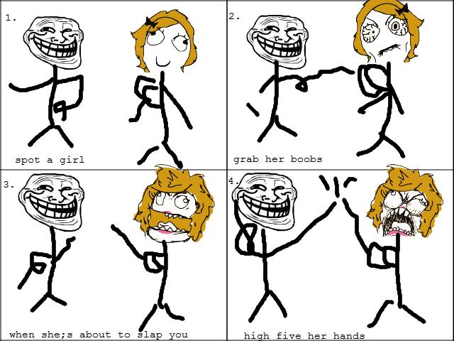 Epic troll. hope you like it. grab her when yha; 5 about to Elan hi. h fiag ha: ha: ads
