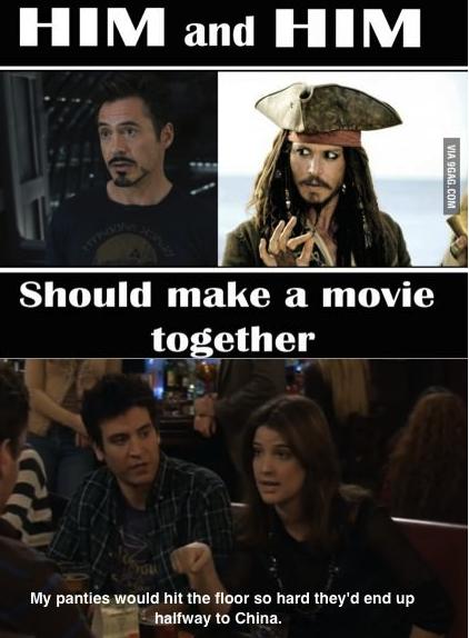 Ermahgerd. .. Robot Pirate Island: The Movie