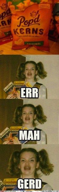 ERMAHGERD. . lol funny meme ermahgerd