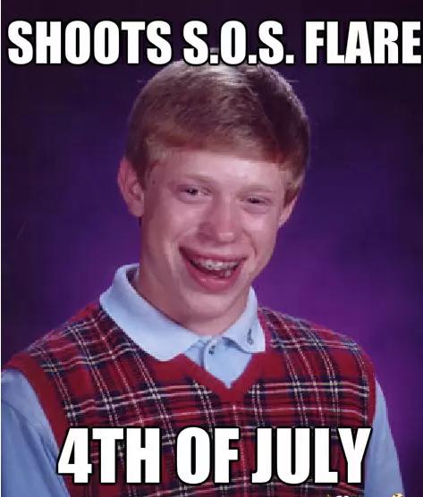 ESSO ES.. . ml or JULY &. sees other flares... himself