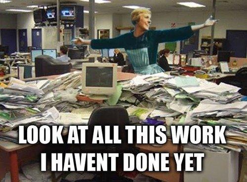 Every Sunday. .. MFW homework