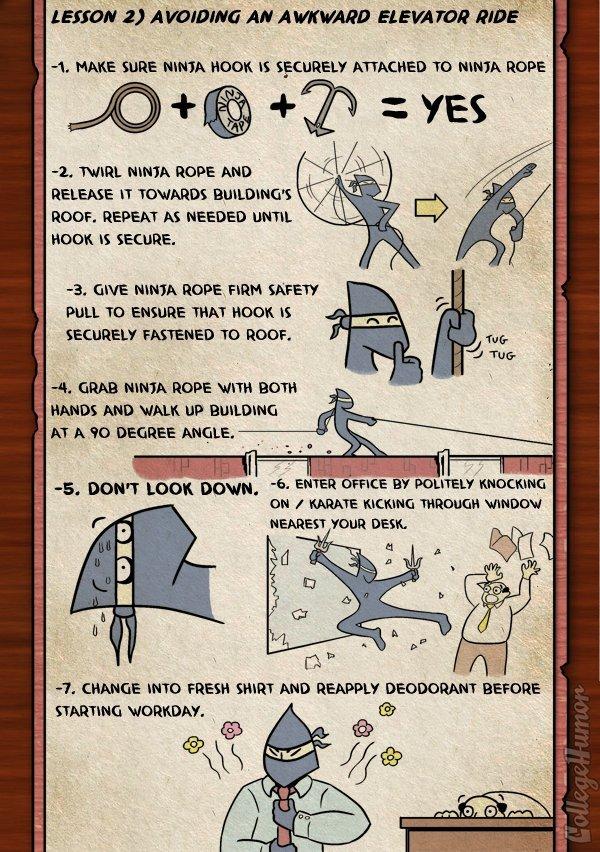 Everyday Ninja Moves 2
